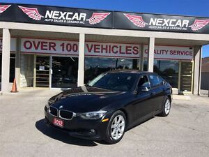 2012 BMW 320I AUT0 LEATHER SUNROOF ONLY 98K