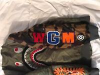 Bape WGM jacket