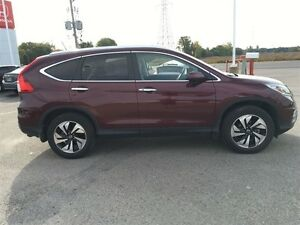2015 Honda CR-V Touring Stratford Kitchener Area image 7