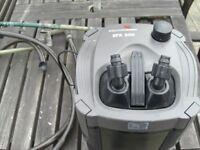 fish tank aquamanta efx 300 external filter