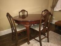 Beautiful Vintage Dining Table