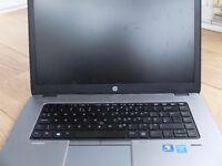"""HP Elitebook 850 15"""" Laptop G1 - Brilliant Spec"""