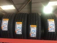 225-40-18 Pirelli x4 brand new tyres bmw vw Audi merc