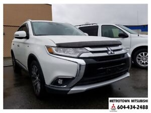 2017 Mitsubishi Outlander GT; CERTIFIED PRE-OWNED!