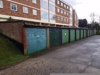 Garages available to rent: Green Hill High Wycombe - ideal for storage/car