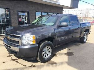 2010 Chevrolet Silverado 1500 LOADED CREW CAB 4X4