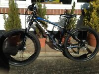 Giant Talon cross country mountain bike