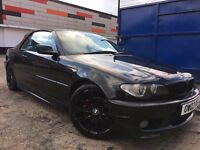 BMW 3 Series 2.5 325Ci M Sport Full Service History DVD TOUCH SCREEN Long MOT Cream Leather Seats