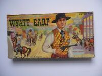 WYATT EARP board game