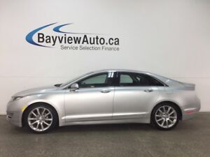2014 Lincoln MKZ Hybrid - KEYPAD! CHROMES! SUNROOF! HTD/AC LT...