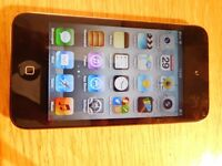 iPod Touch 8Gb 4th Generation perfect condition with charger