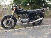 Honda CB250 1975 for sale