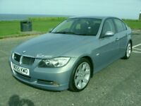 BMW 320D SE SALOON,2006,92K AND FMDSH,2 OWNERS,FULL MOT,BEAUTIFUL WELL KEPT EXAMPLE,100% RELIABLE.