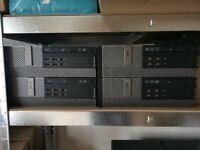 Dell OptiPlex Core i7 Computer 16GB DDR3 Memory 240GB SSD - Windows 10 Pro - Warranty
