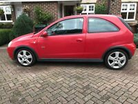 Vauxhall corsa 1.4 twinport sri 2005 still insured AA/rac welcome very reliable car