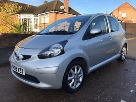 Toyota Aygo Platinum **Only 47,000 Miles, Full Service History** **£20 Road Tax**