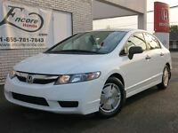 2010 Honda Civic DX-G/AIR/GR.ÉLECT