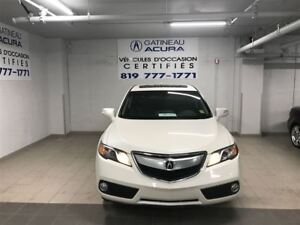 2015 Acura RDX w/Technology Package CERTIFIED PROGRAM 7YEARS/130