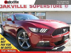 2015 Ford Mustang V6 | PREMIUM | COUPE | AUTOMATIC | FACTORY REM