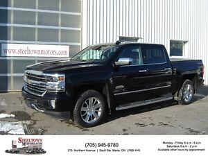 2016 Chevrolet Silverado 1500 High Country|4x4 Crew|Nav|