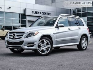 2015 Mercedes-Benz GLK-Class GLK 250 BlueTec, Leather, Sunroof,