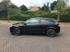 VAUXHALL ASTRA 1.6 DESIGN 2009 (59) BLACK!! ONLY 75000 MILES!!