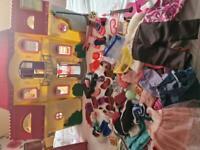 Dolls house furnished plus loads more