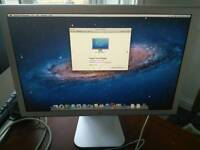 20inch Apple Mac Cinema Display Screen