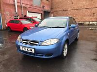 DAEWOO LACETTI 1.6 SX 5 DOOR AUTOMATIC