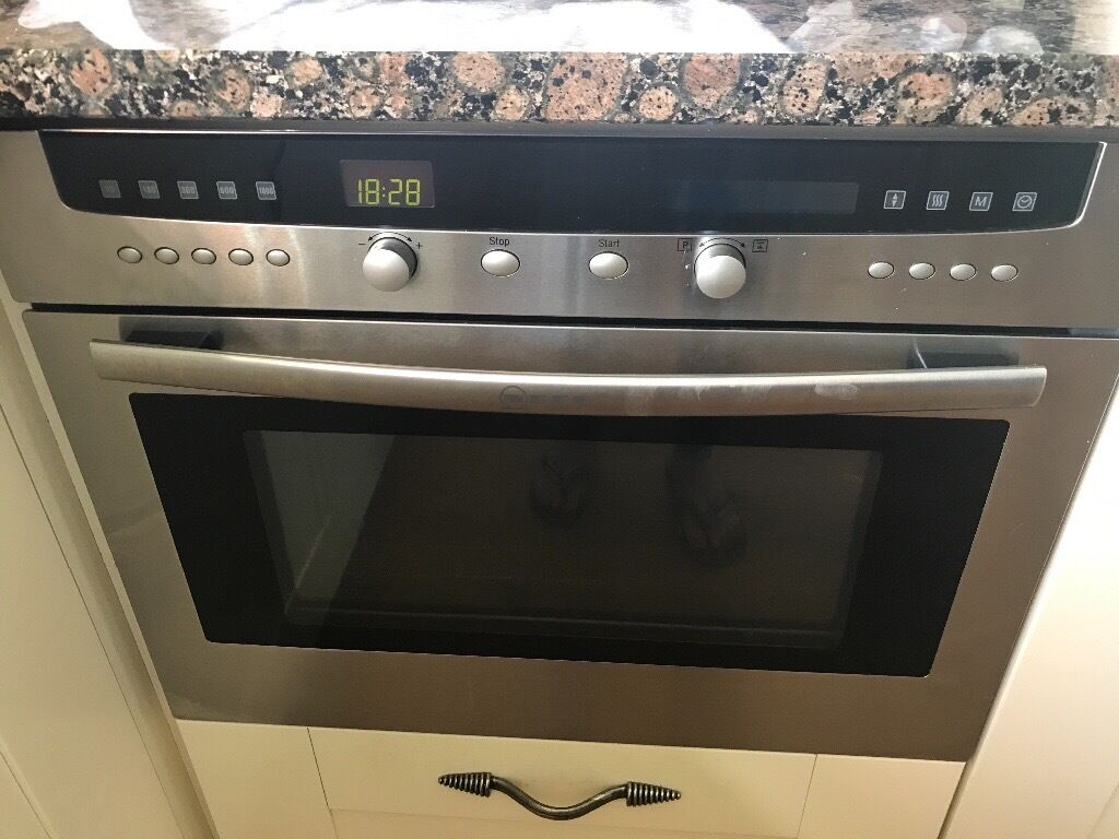 Neff combo oven/grill/microin Newtownabbey, County AntrimGumtree - Neff combi oven , grill, microwave Good working condition . Brushed stainless steel