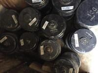 Dumbbell weights bargain price £0.60p 1KG SELLING CHEAP