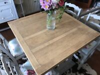 Beautiful Farmhouse Extending Table & Chairs