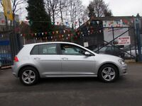 Volkswagen Golf 1.6 TDI BlueMotion Tech Match DSG 5dr start/stop AUTOMATIC MAGNIFICENT EXAMPLE 16/16