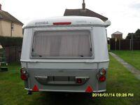 Eriba 2003 caravan 430GT