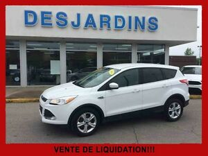 2014 Ford ESCAPE FWD SE CAMERA DE RECUL / BLUETOOTH / A/C / GROU