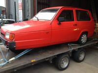 FREE reliant robin complete body FREE..