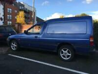FORD ESCORT VAN. NO MOT. NON RUNNER. SPARES OR REPAIRS.