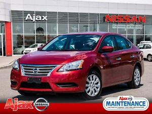 2013 Nissan Sentra 1.8 SV*Accident Free*Low Kms