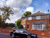 Single bedroom in a 4 bedroom detached house fronting a beautiful Park