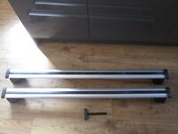 Genuine Audi Q5 Roof Bars/Rack - Brand New, Unused