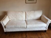 Laura Ashley sofa in perfect condition