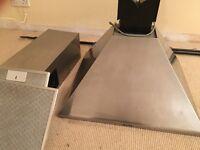 Smeg cooker hood/extractor
