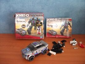 KRE-O TRANSFORMERS AUTOBOT JAZZ, BOXED
