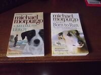 Two Michael Morpurgo Paperback Books
