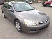 2007 Honda Accord DX-G