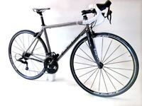 Van Nicholas Ventus Titanium 51cm Mens Road Bike / VIRTUALLY NEW!!