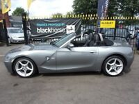 BMW Z4 2.0 i Sport Roadster 2dr (grey) 2008