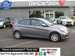 2013 Hyundai Accent GL blutooth HTD SEAT usb 1OWNER