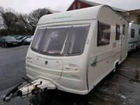 Avondale dart 5 berth touring caravan