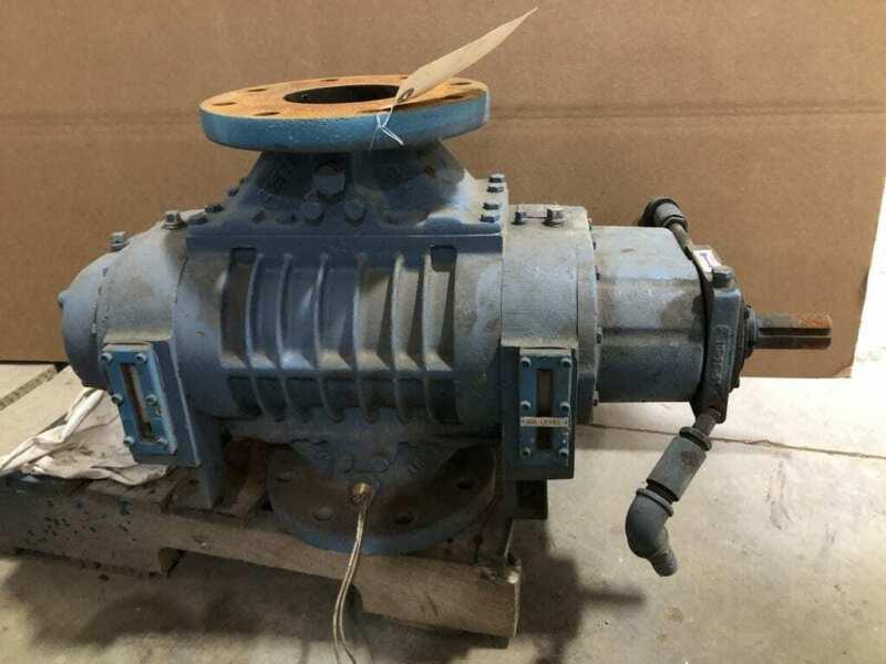 Kinney MB 400 Vacuum Booster Pump / Blower